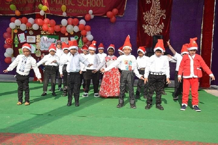 Baba Isher Singh Nanaksar Public School-Events celebration