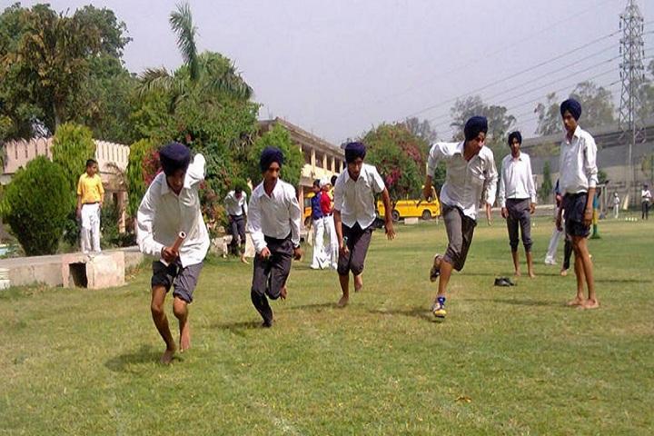 Baba Isher Singh Nanaksar Public School-Sports