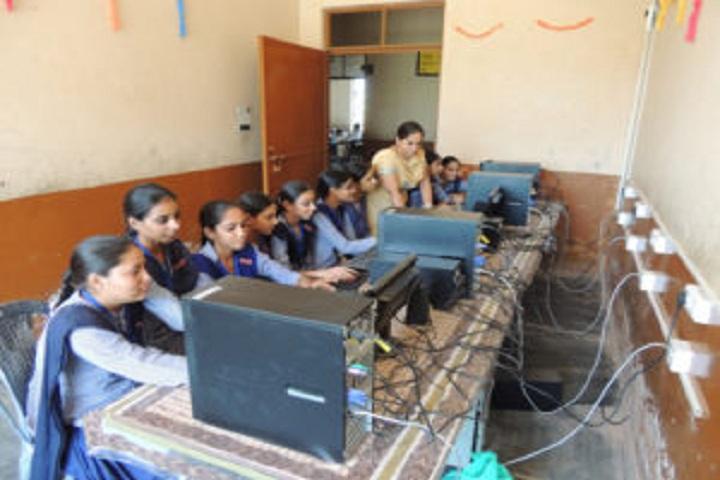 Baba Isher Singh Nanaksar Public School-IT-Lab