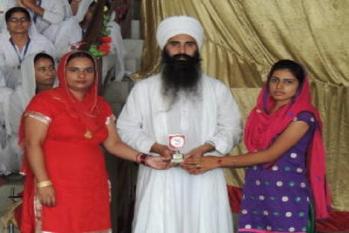 Baba Isher Singh Nanaksar Public School-Others prize distribution