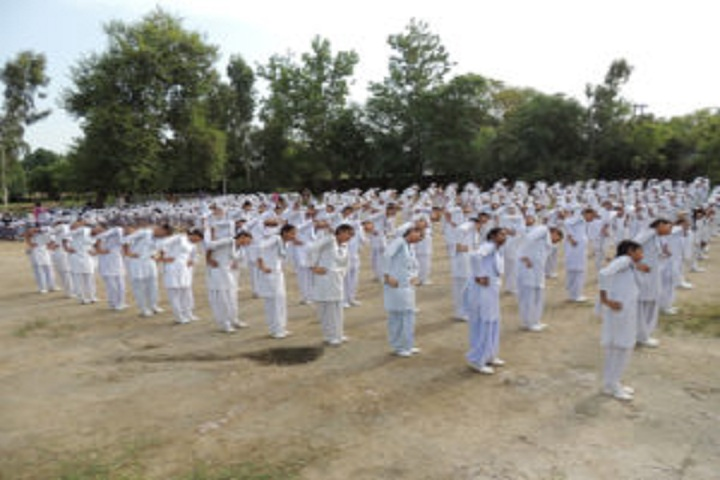 Baba Isher Singh Nanaksar Public School-Others yoga