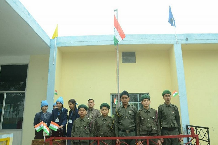 Baba Jora Singh Memorial Public School-Events independance day