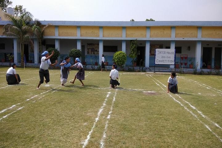 Baba Jora Singh Memorial Public School-Sports kho kho