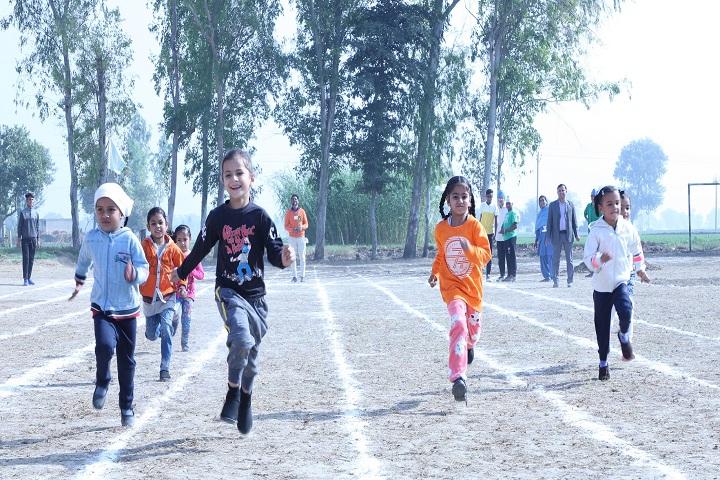 Baba Jora Singh Memorial Public School-Sports running