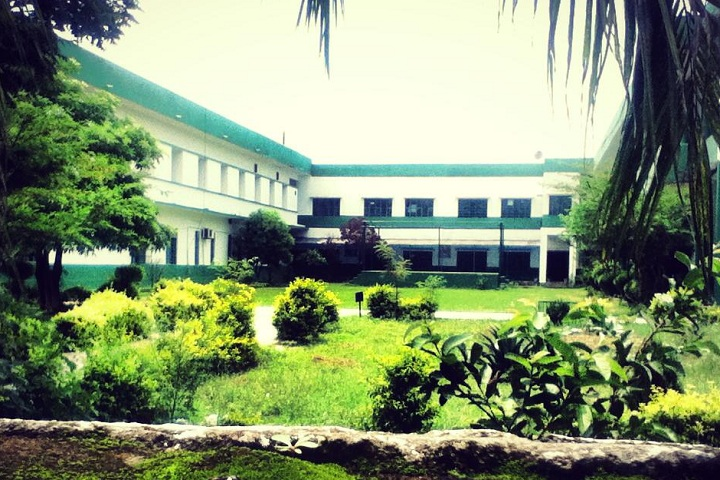 Baba Manjh Convent School-Campus-View side