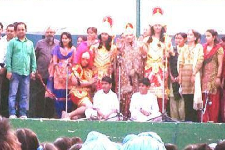 Baba Manjh Convent School-Events function