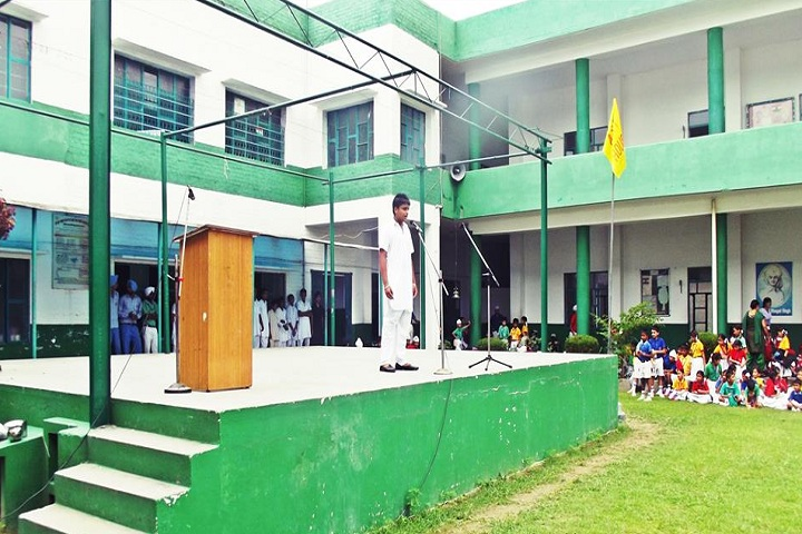 Baba Manjh Convent School-Events