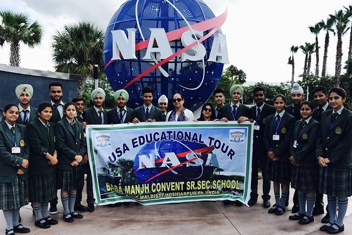 Baba Manjh Convent School-Others educational tour
