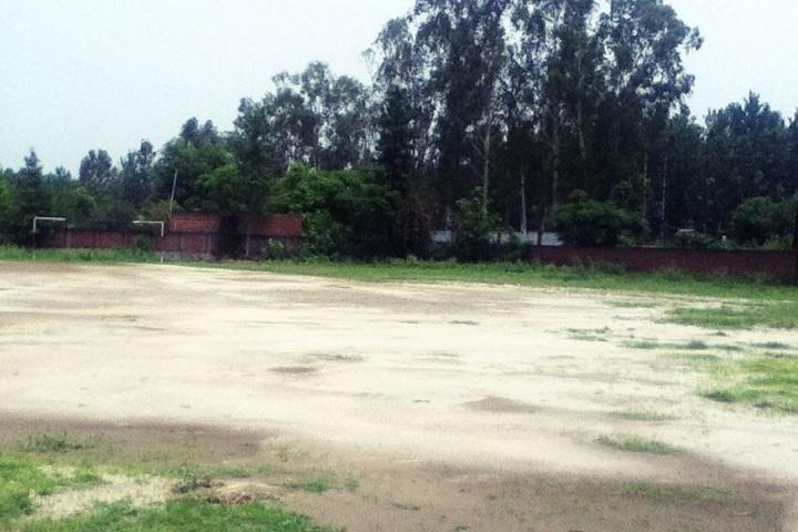 Baba Manjh Convent School-Sports playground
