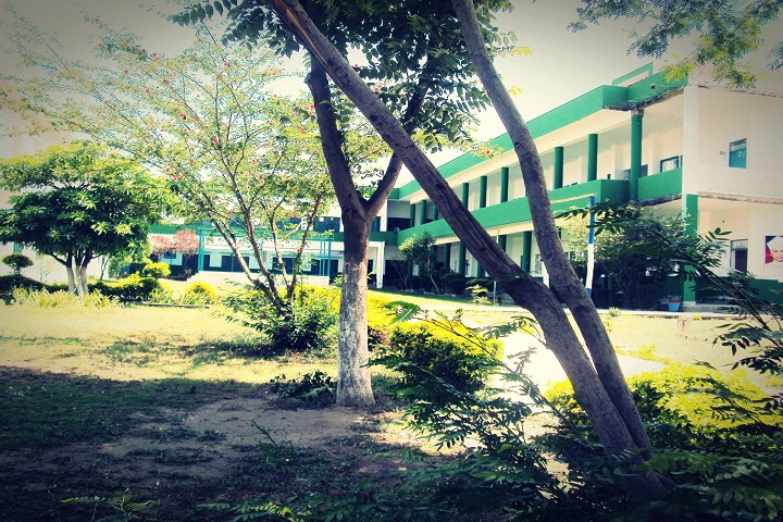 Baba Manjh Convent School-Campus-View full