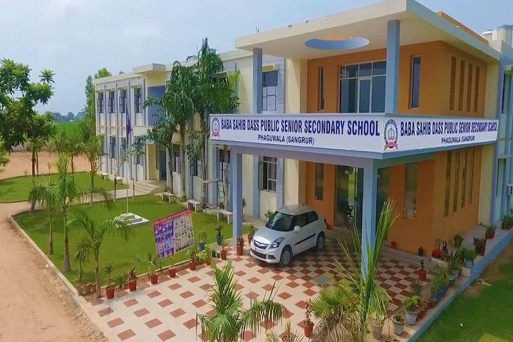 Baba Sahib Dass Public Senior Secondary School-Campus-View