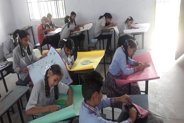 Baba Sahib Dass Public Senior Secondary School-Classroom