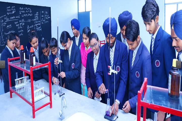Baba Sahib Dass Public Senior Secondary School-Laboratory