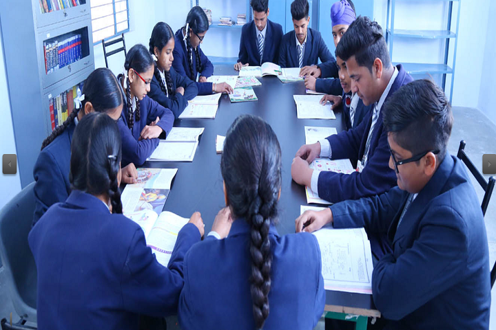 Baba Sahib Dass Public Senior Secondary School-Library