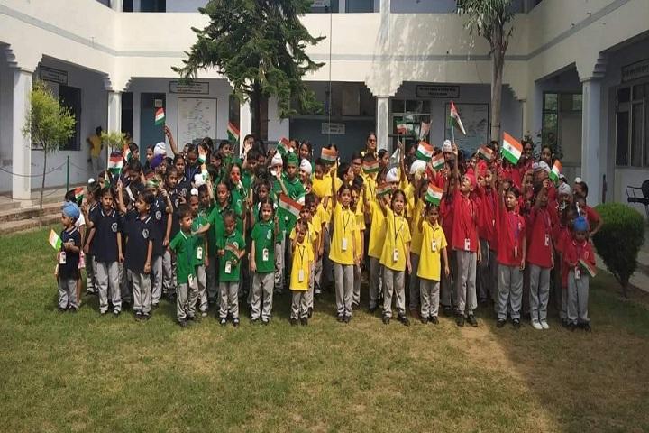 Baba Sahib Dass Public Senior Secondary School-Events republic day