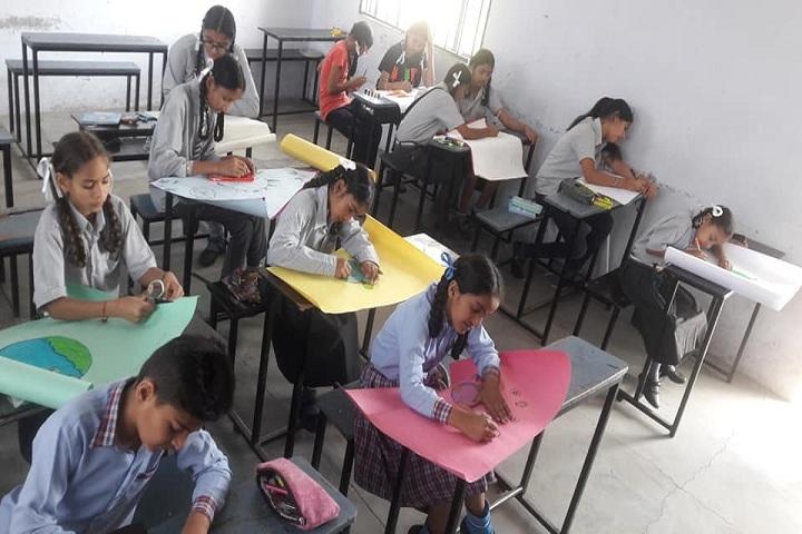 Baba Sahib Dass Public Senior Secondary School-Drawing
