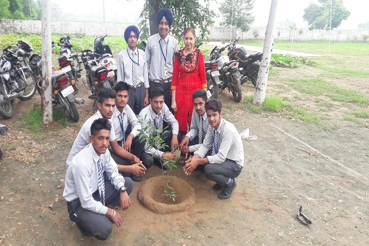 Baba Sahib Dass Public Senior Secondary School-Plantation