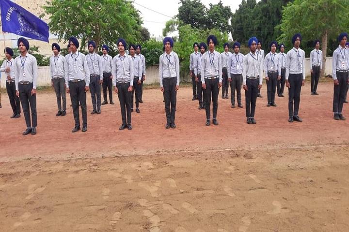 Baba Sahib Dass Public Senior Secondary School-Assembly