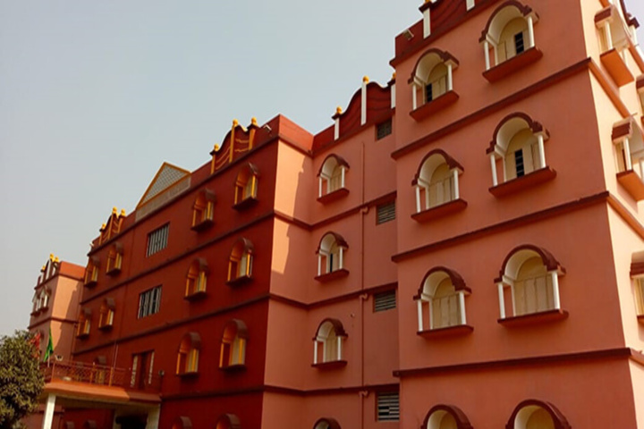 Gyan Jyoti Residential Public School-Campusview