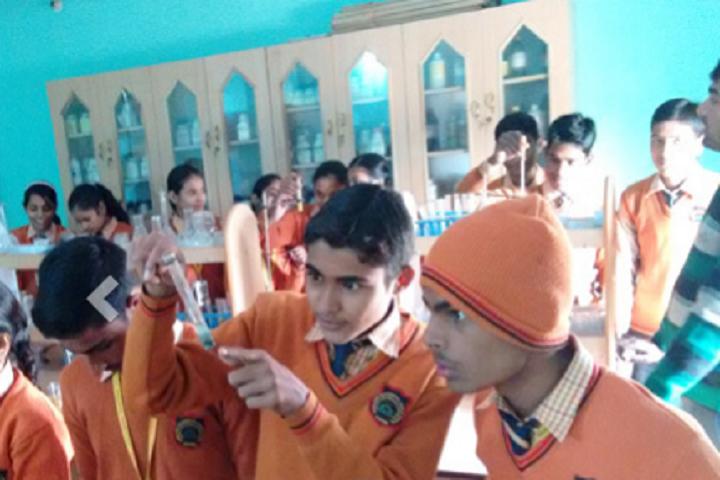 Gyan Jyoti Residential Public School-Chemistry Lab