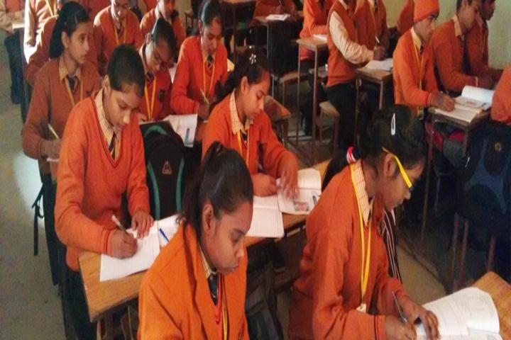 Gyan Jyoti Residential Public School-Classroom