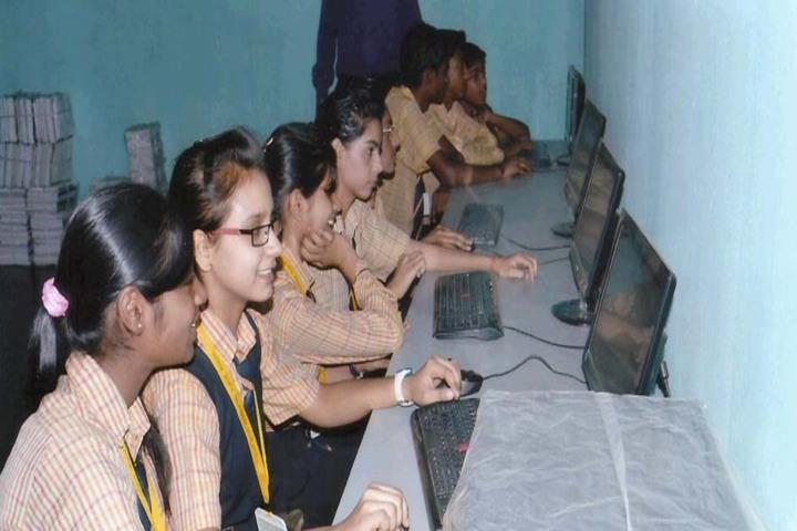 Gyan Jyoti Residential Public School-Computer Lab