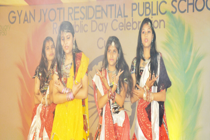 Gyan Jyoti Residential Public School-Events