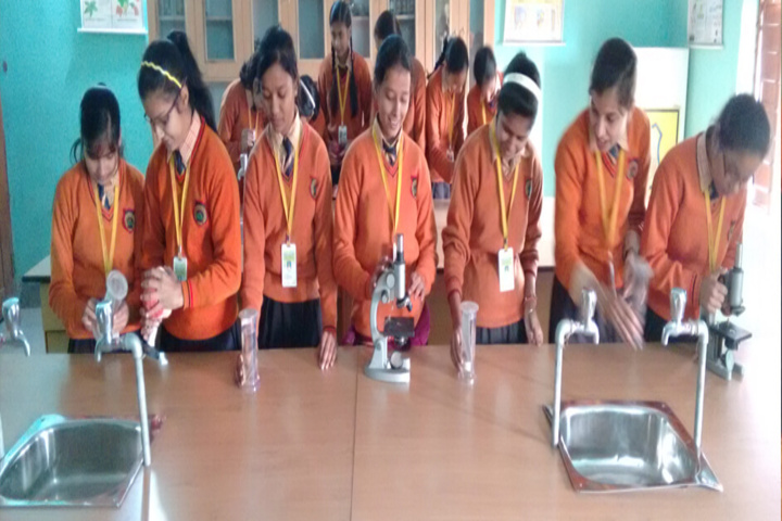 Gyan Jyoti Residential Public School-Physics Lab