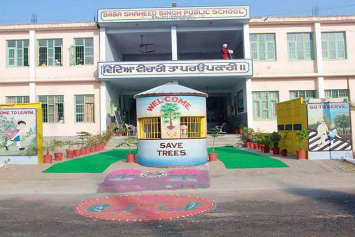 Baba Shaheed Singh Public School-Campus-View