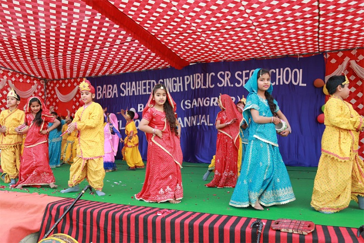 Baba Shaheed Singh Public School-Celebrations