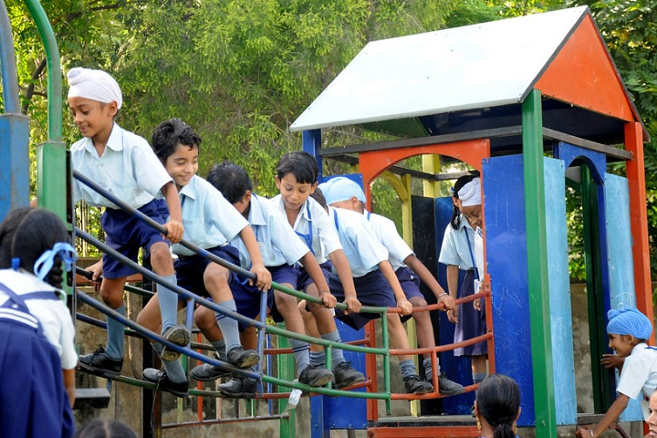 Baba Shaheed Singh Public School-Others kids playarea