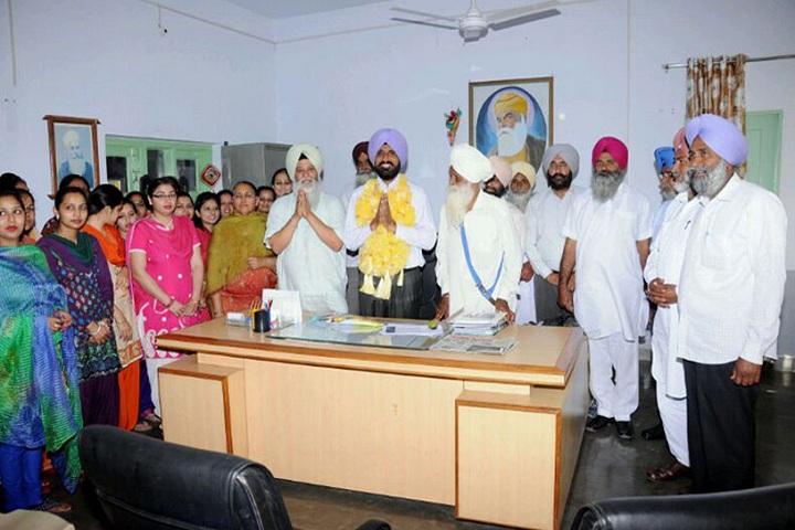 Baba Shaheed Singh Public School-Others principal room