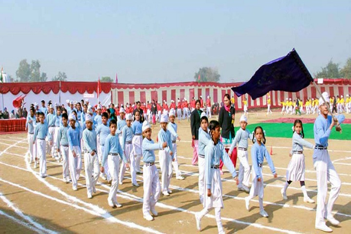 Baba Shaheed Singh Public School-Sports Meet