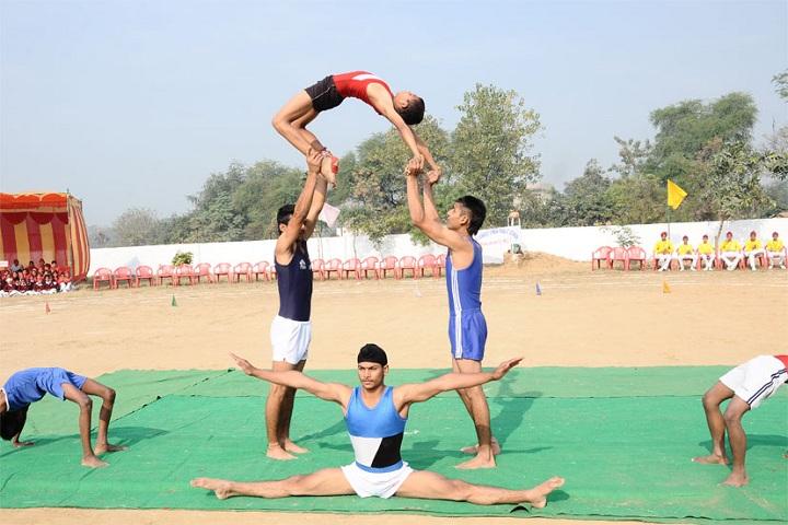 Baba Shaheed Singh Public School-Others yoga
