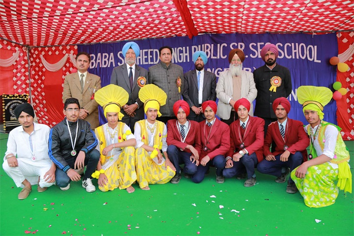 Baba Shaheed Singh Public School-Others