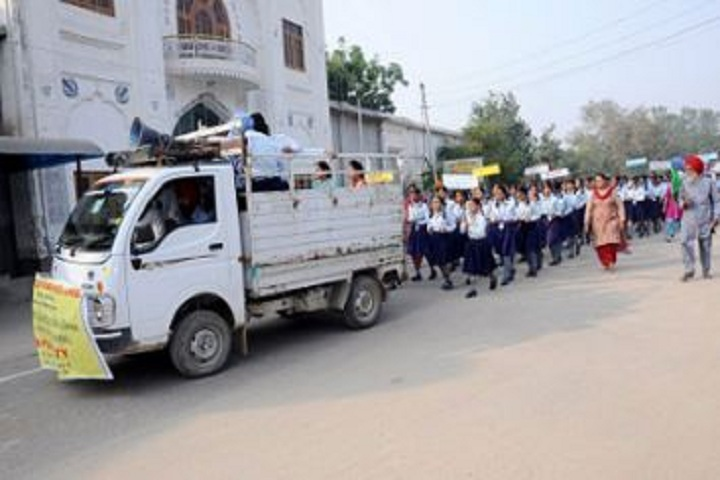 Baba Shaheed Singh Public School-Rally