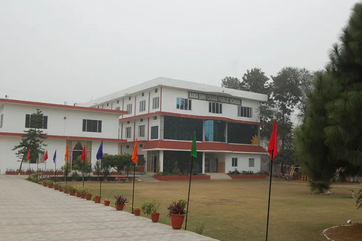 Baba Shri Chand Public School-Campus-View