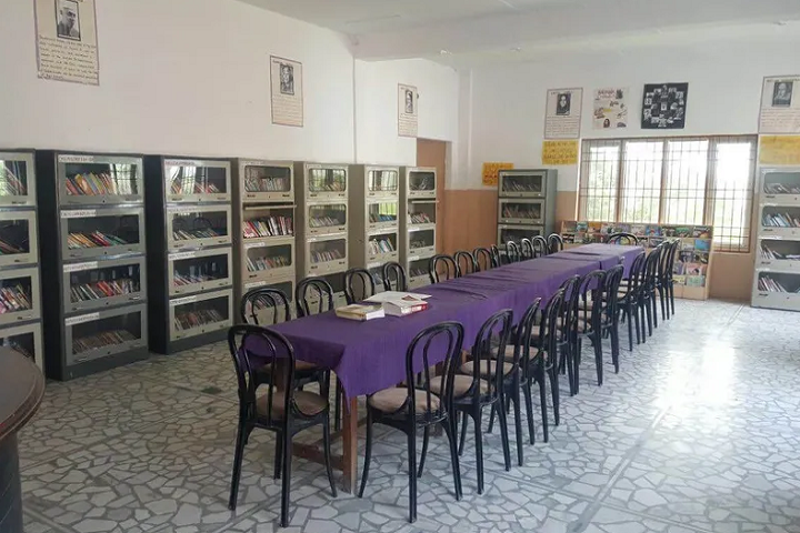 Baba Shri Chand Public School-Library