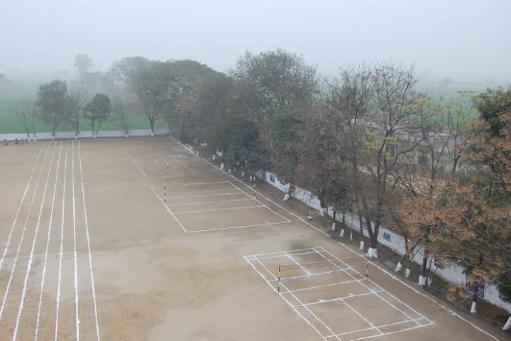 Baba Shri Chand Public School-Sports playground
