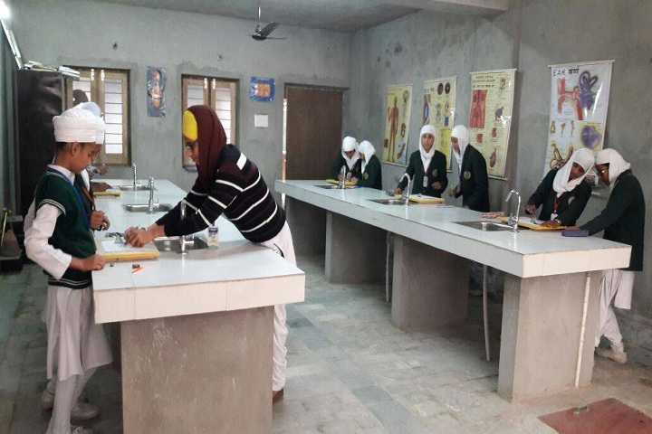 Baba Wadhawa Singh Ji Vidya Kender-Laboratory