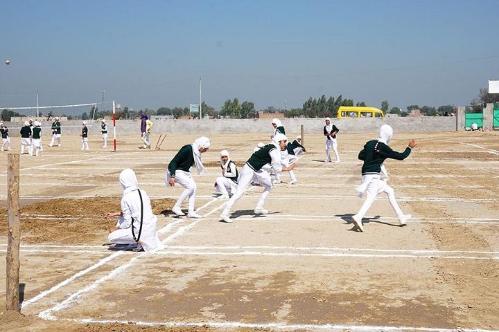 Baba Wadhawa Singh Ji Vidya Kender-Sports