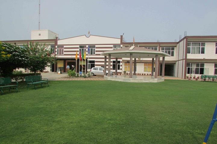 Babu Brish Bhan Dav Pub School-Campus-View