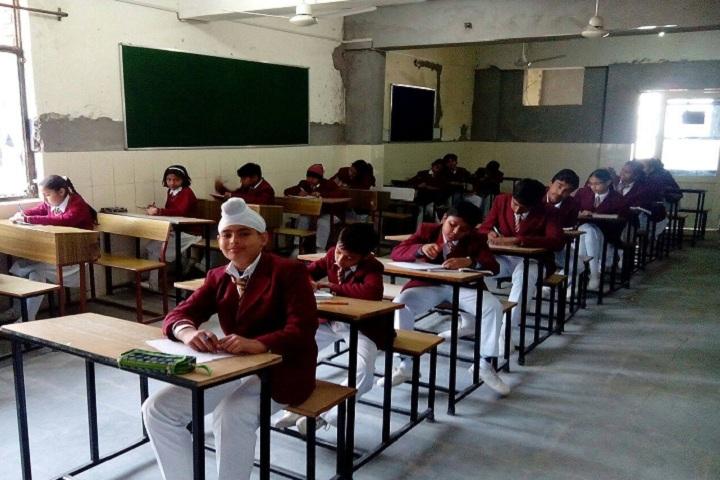 Babu Brish Bhan DAV Public School-Classroom
