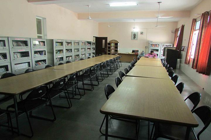Babu Brish Bhan DAV Public School-Library