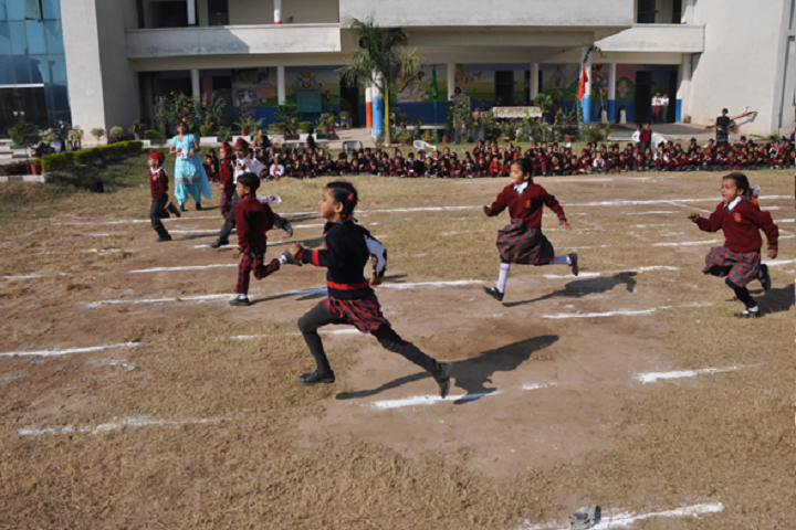 Baby Convent School-Play Ground