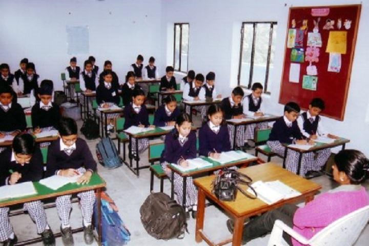 Bachpan English School-Classroom