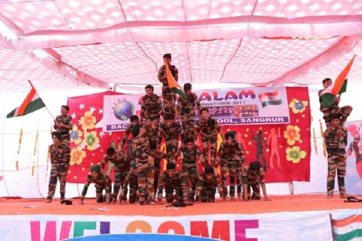 Bachpan English School-Events independance day