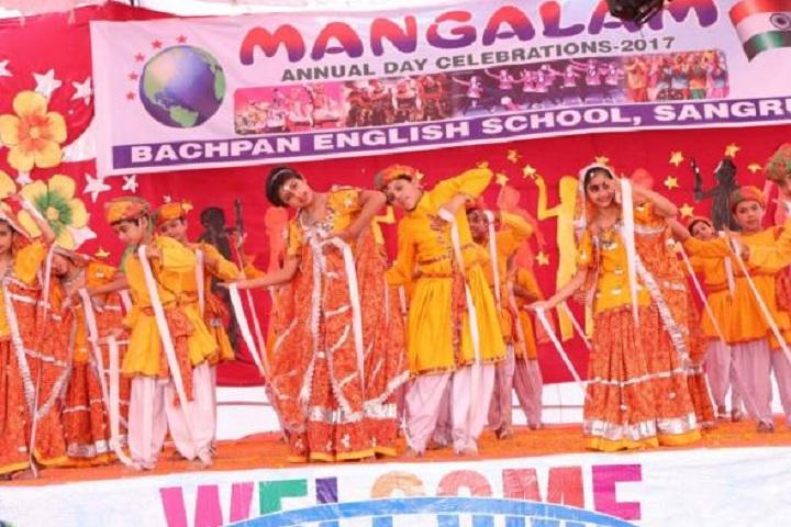 Bachpan English School-Events
