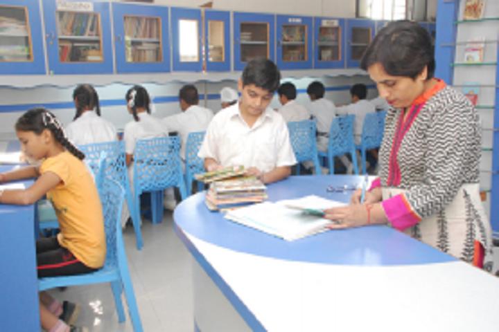 Bachpan English School-Library