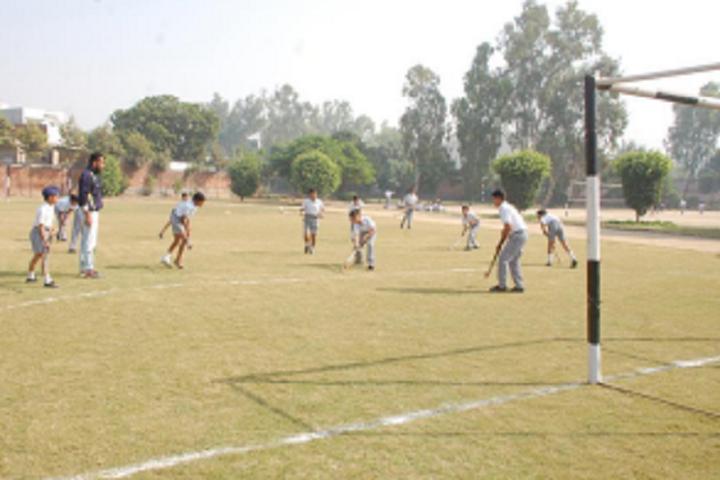 Bachpan English School-Sports hocky